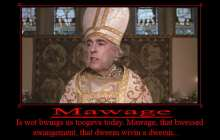 Mawage - from the movie Princess Bride